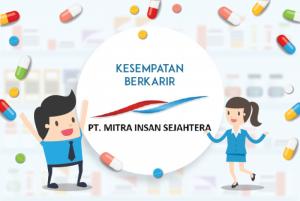 Banyak Lowongan Kerja Tersedia di PT. Mitra Insan Sejahtera (Pharos Group)   TopKarir.com