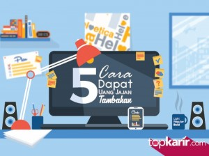 5 Cara Dapat Uang Jajan Tambahan    TopKarir.com