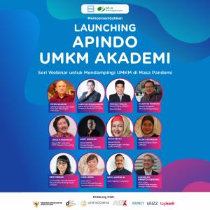 Launching Apindo UMKM Akademi | TopKarir.com